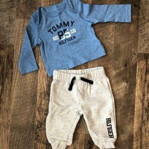 Tommy Hilfiger Baby Outfit 3-6 Months